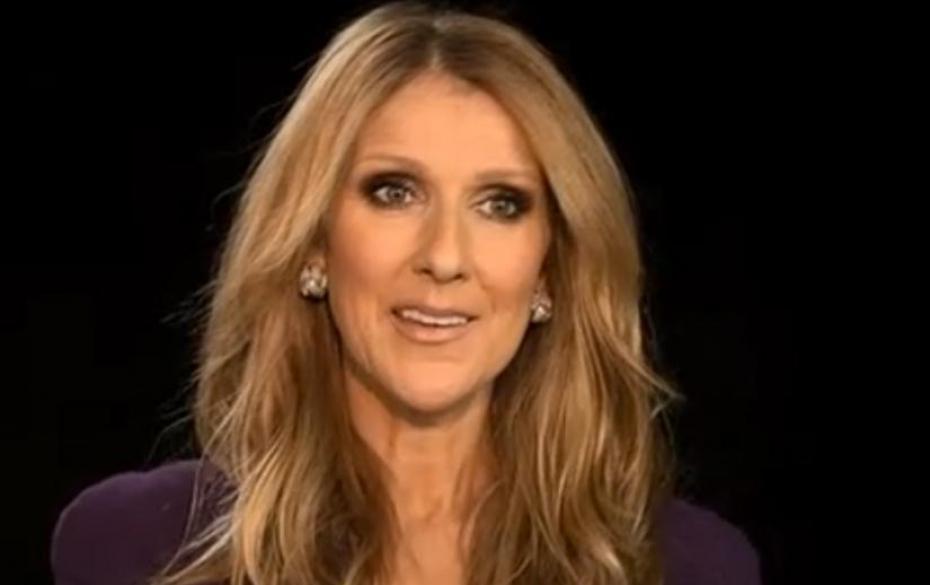Fans of Celine Dion mourn her husband at funeral