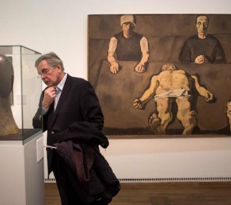 Austrian museum seeks sponsors to save 'dark side' of art