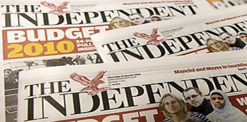 Britain's Independent daily drops print edition: owner