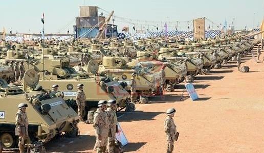 20 nations join major military manoeuvre in Saudi