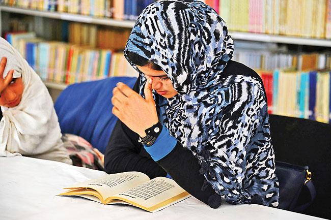 Love, rage, silence: Secret lives of Afghanistan's female poets