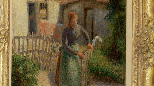 Pissarro painting looted by Nazis to return to France