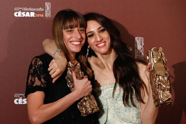 French film awards honour diversity in 'Fatima', 'Mustang'