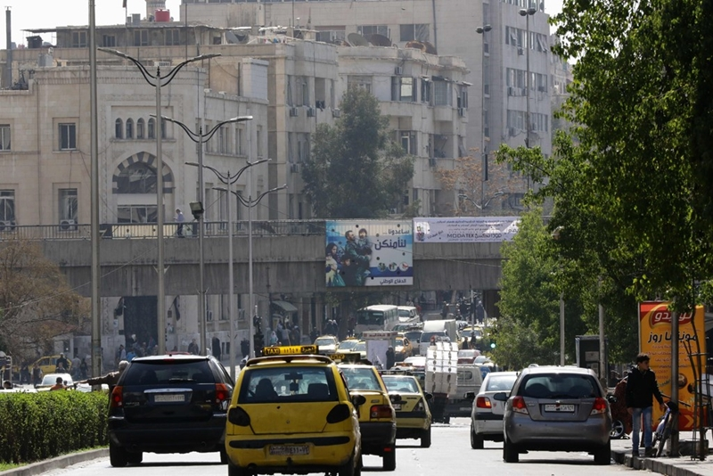 Blame-trading tests Syria's fragile truce