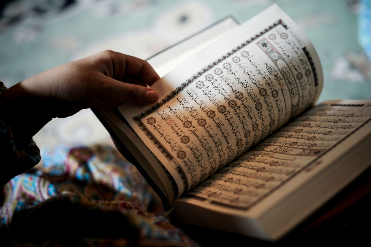 Seeking a miracle on Pakistan's Koran mountain