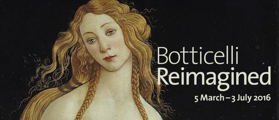 Botticelli's Venus reimagined in London exhibition