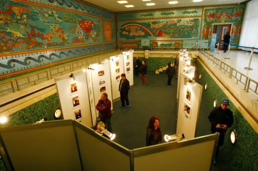 Home of Romania's Ceausescu opened to the public
