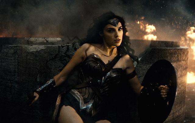 'Batman v Superman' yields unlikely female hero