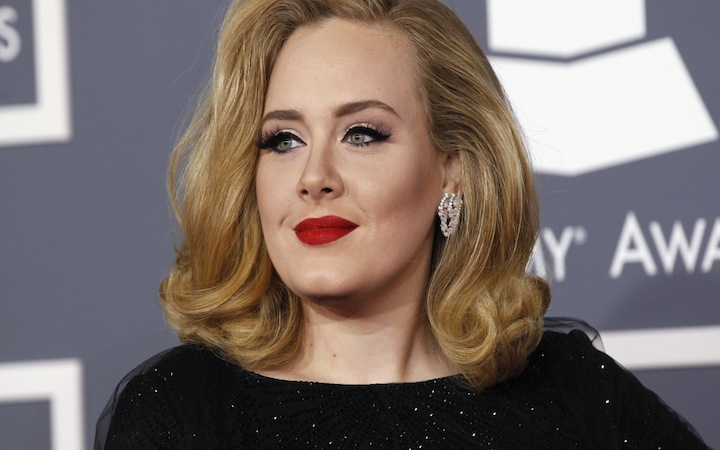 Adele to headline Glastonbury music festival