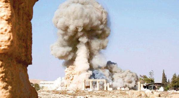 Syria army edges forward in jihadist-held Palmyra