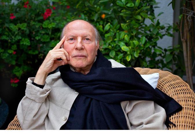Hungarian Nobel Literature Prize winner Imre Kertesz dies