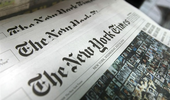 NY Times adds $50 million for global digital expansion