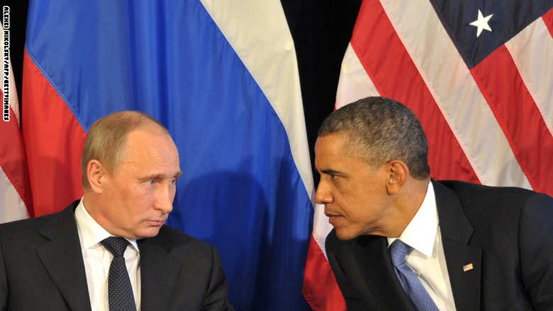 Putin, Obama confirm willingness to strengthen Syria ceasefire: Kremlin