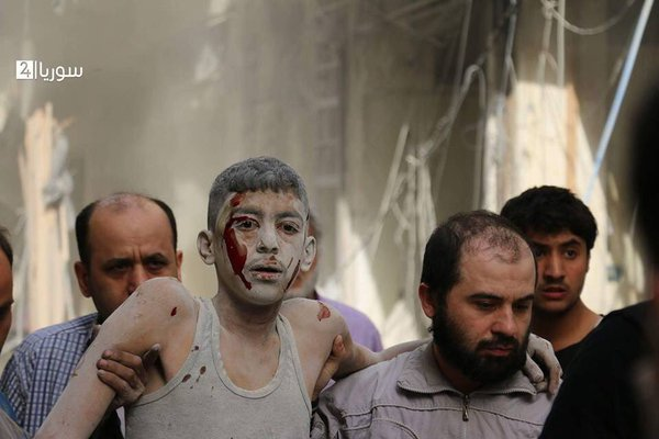 20 killed in Syrian regime strikes on Aleppo: civil defence group