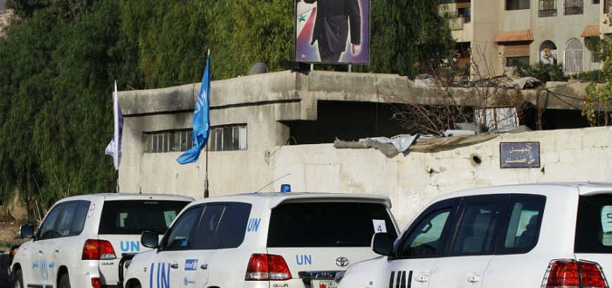 UN aid chief on Syria: 'We must all be ashamed'