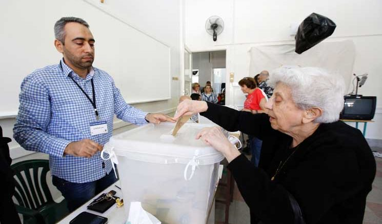 Grassroots campaign tackles entrenched parties in Lebanon poll
