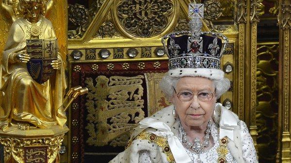 Hundreds of horses prance to mark Queen Elizabeth II's 90th birthday