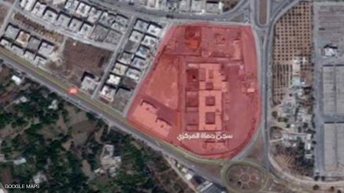 Detainees launch new riot in central Syria prison
