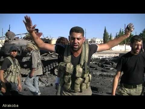 Coalition drops ammunition to rebels fighting IS in Syria
