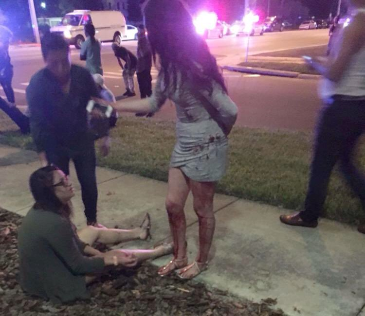 Orlando gay club carnage: Pulsing music, strobe lights, then gunfire