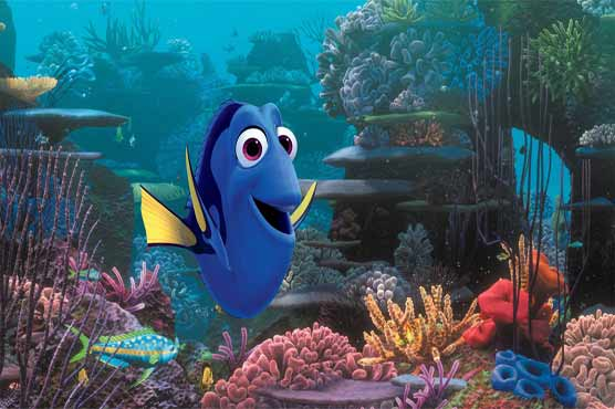 'Finding Dory' swims into box office history