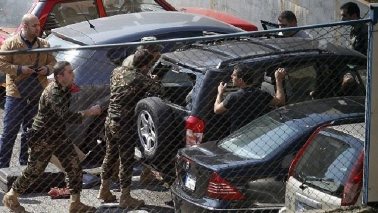 Suicide bombings hit Lebanon village near Syria