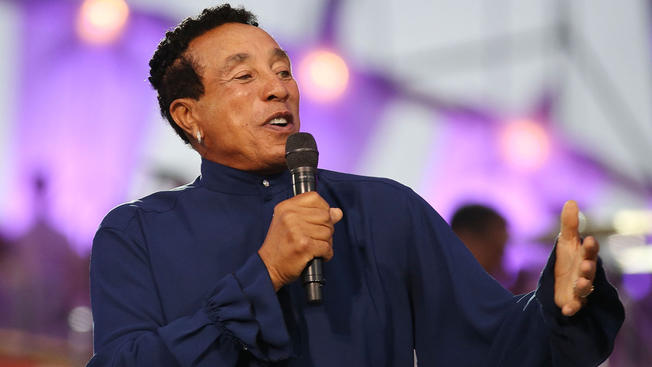 Smokey Robinson honored by US Library of Congress