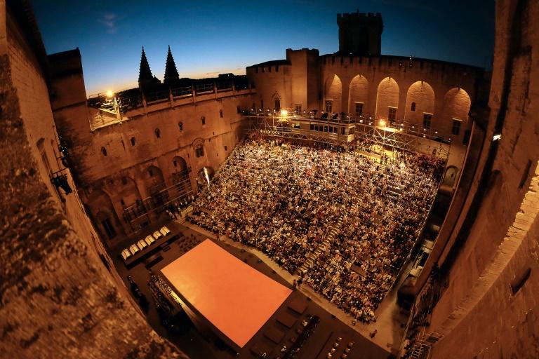 Avignon festival dramas warn of Europe's far-right lurch