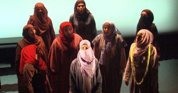 Syrian Women's Suffering Told In Greek Tragedy