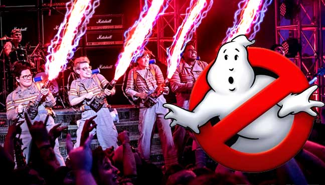 'Ghostbusters' charms audiences but can't vanquish 'Pets'