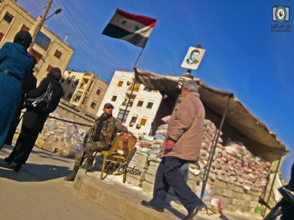 Fear in Syria's rebel-held Aleppo as regime lays siege