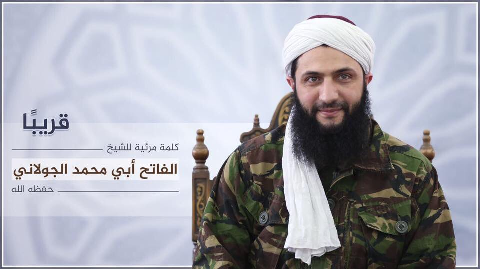 Al-Nusra chief  announces break with Qaeda