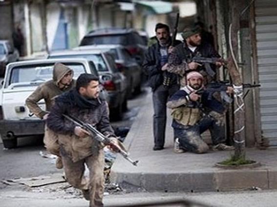 Syria regime in Aleppo fightback