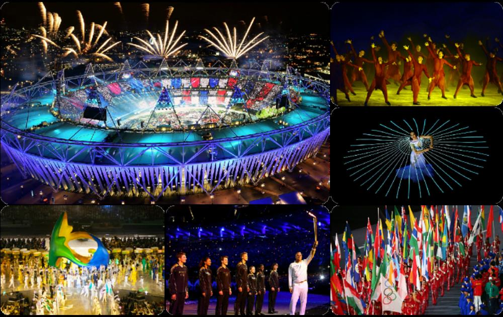 Olympics: Gisele, samba as Rio gets Games party started