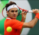 Federer battles past qualifier Evans to reach Open third round