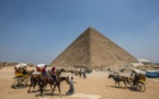 Experts discover 'cavities' in Egypt's Great Pyramid