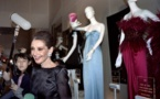 To Audrey with love: a fashion designer's tribute