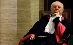 Dario Fo pays tribute to fellow playwright Harold Pinter
