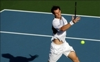 ABU DHABI...Murray downs Federer again