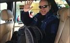 Monaco's Prince Albert heads to Antarctica