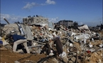 Dozens of bodies found in Gaza rubble as truce punctured