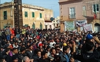 700 illegal migrants break out of Italian centre