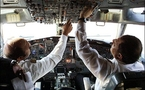 Indian pilots count on cabin crew to stay awake