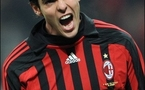 Kaka to miss Milan derby