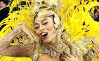 Brazil's Carnival kicks into high gear with parades