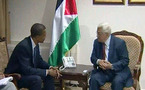 Obama meets Abbas, ups pressure on Israel