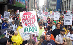 Iran lashes out at West, media over unrest