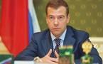 Medvedev warns against imposing democracy on Muslim world