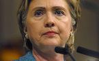 Clinton declines comment on Ahmadinejad reelection