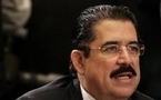 Ousted president's return plan raises fears in Honduras